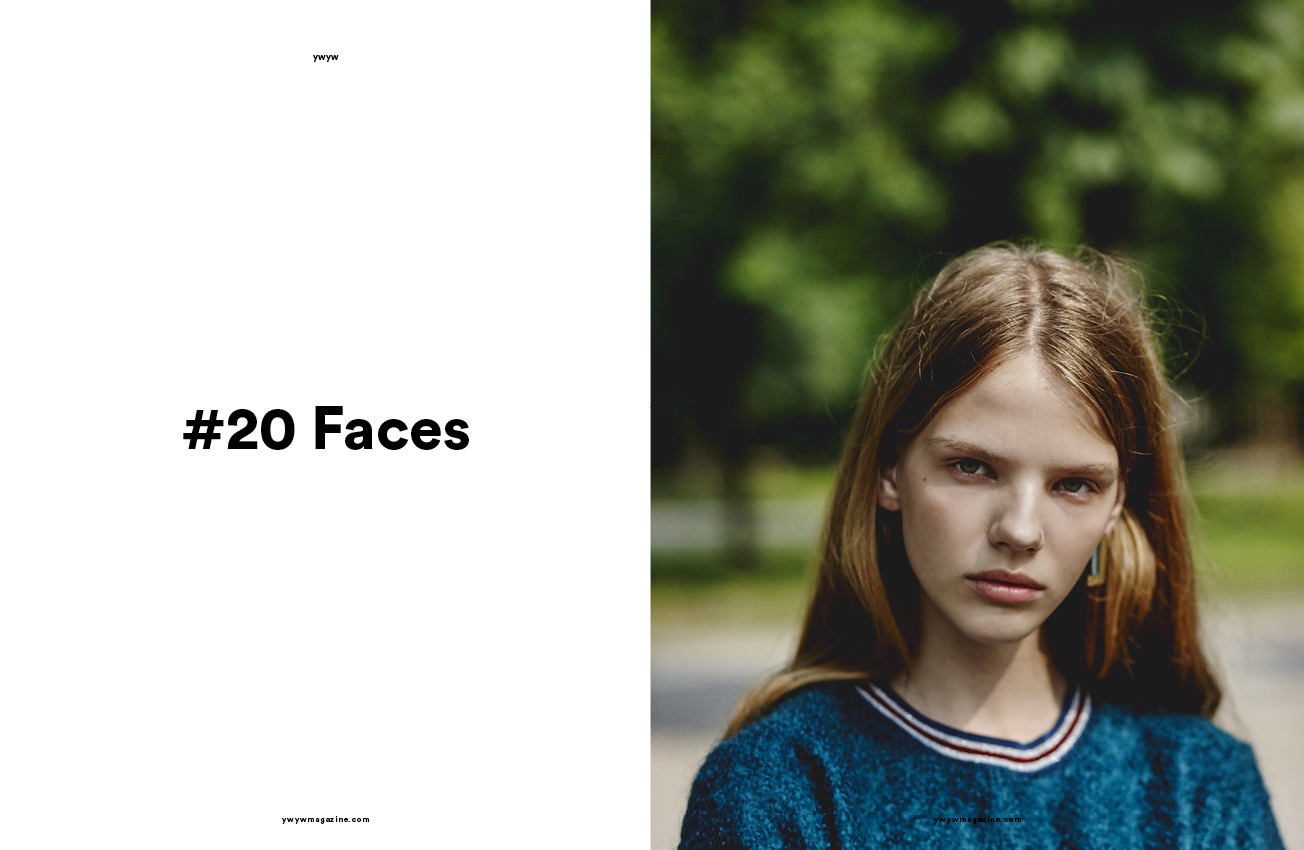 faces copy
